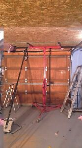 Drywall Hoist