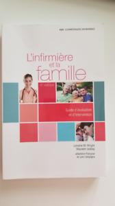 L'infirmière et la famille