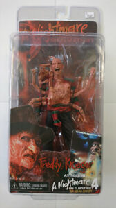A Nightmare on Elm  Street 4 Freddy Kruger by Neca
