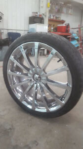"universal 20"" MSR rims Mint condition"