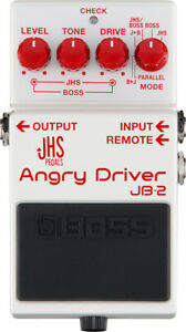 BOSS JB-2 Angry Driver,  Brand New! Mint!