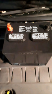 Toyota Battery (used) Group 35 Fitment code 8