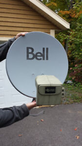 Coupole Bell ( antenne )