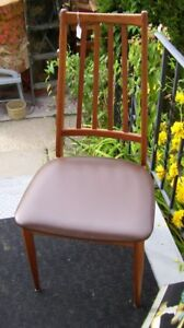 RARE Made in Denmark Retro  Modern Chairs   - only 2 left
