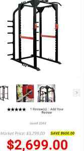 High End Unique Commercial Power Rack Cornwall Ontario image 1