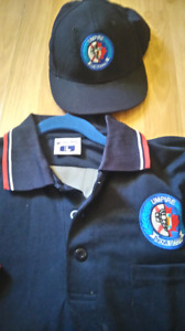 Umpire Nova Scotia Uniform - Sz Large