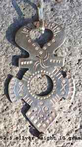 Silver Crosses Hand Hammered in Sulewasi Indonesia 2 West Island Greater Montréal image 2