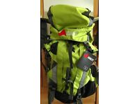 50 Litre Backpack for sale - BRAND NEW