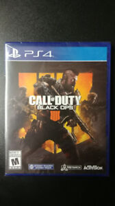 Call of Duty Black OPS - PS4