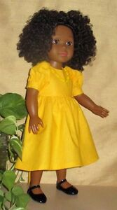"18"" Doll Clothes, hand made, Fits all soft bodied dolls"