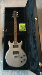 Ibanez AX Electric Guitar (Early 2000s) + Hard Shell Case