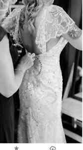 """Sottero and midgley wedding dress """"lola""""  Windsor Region Ontario image 2"""