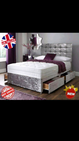 CLEARANCE - FREE DELIVERY DIVAN BEDS