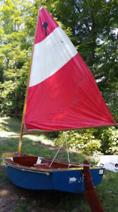 Custom hand-crafted sailboats - a collector's dream!