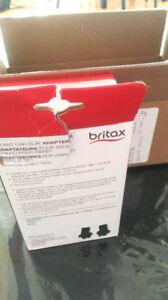 Britax Infant Car Seat Adapter for Maxi Cosi, Cyber and Nuna