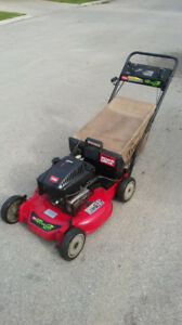 Self Propelled Toro GTS Super Recycler Lawnmower