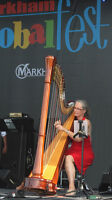 Harpist for Special Events