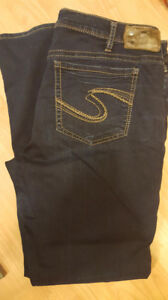 Silver ladies Suki Jeans