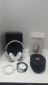 BEATS BY DR DREE SOLO3 WIRELESS PINKGOLD EDITION 199,95 $