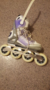 Roller blade/ patin roue aligné