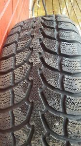4 like new 225/65/17 directional winter tires