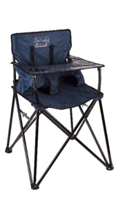 Camping high chair