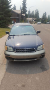 2003 Subaru Outback - Damaged