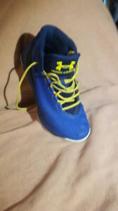 Steph Currey Signature basketball shoes