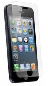 H Screen Protector for iPhone 5, 5S, 5C - Transparent
