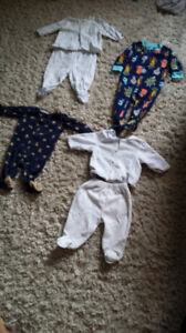 Baby Clothes 0-9 months