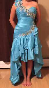Blue Prom / Wedding Gown