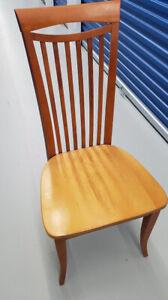 Solid Handmade Chairs