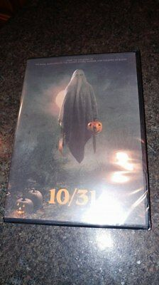 10/31 DVD - NEW HALLOWEEN HORROR ANTHOLOGY - Brand NEW and SEALED