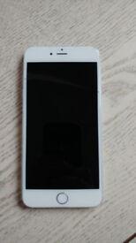 Iphone 6 plus White Unlocked 64GB