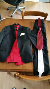 Kids dress suit size 7/8