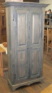 Armoire de style antique en pin - Pine cabinet West Island Greater Montréal image 2