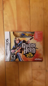 Guitar hero On Tour for DS