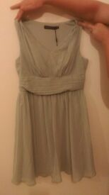 NEW mint green bridesmaid dress