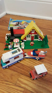 Lego Holiday Home #6388