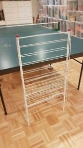 Large 2 wings clothes Drying Rack