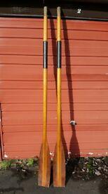 Wooden Oars For Sale