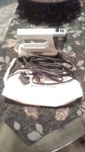 NEW NEVER USED PROCTOR SILEX TRAVELLING STEAM IRON