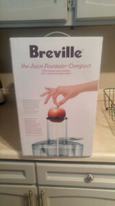 Breville Juicer - Juice Fountain Compact