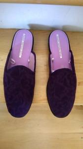 Nouvelles pantoufles/New slippers