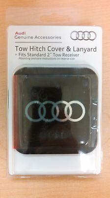 AUDI Q5 Q7 Genuine OEM Trailer Tow Hitch Cap Cover ZAW092702B Audi Trailer Hitch