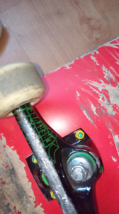 Pro skateboards.