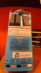 Magnetic Screen Door - Never Used
