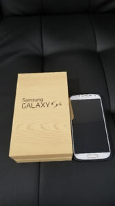 Samsung Galaxy White 16GB S4
