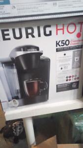 Keurig k50 new in box