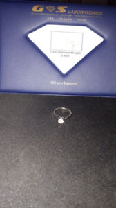 Engagement Ring Size 4